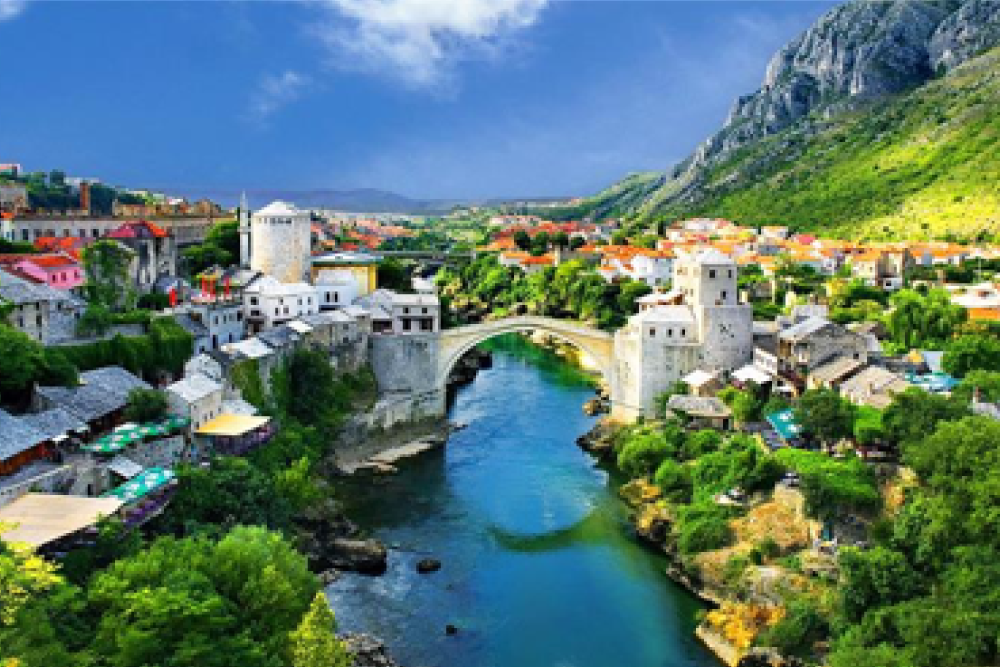 6 Countries Balkan Tour - 11 days Program