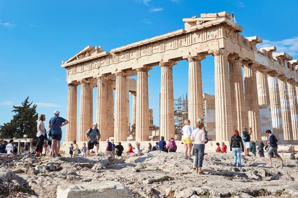 Athens & 1 Day Cruise to 3 Argosaronic Islands