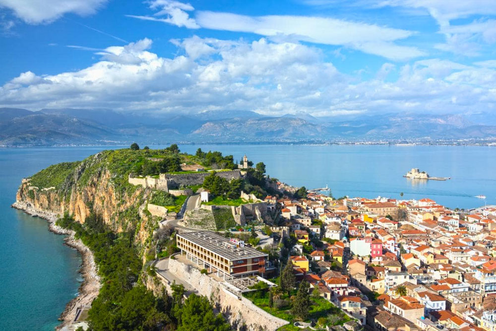 Athens, Central Greece & Peloponnese – Classic Greece