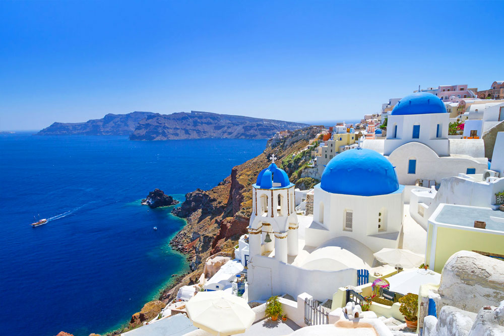Athens & Greek Islands Cruise