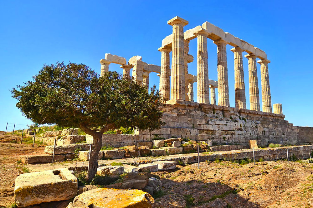 Athens, Central Greece & Peloponnese