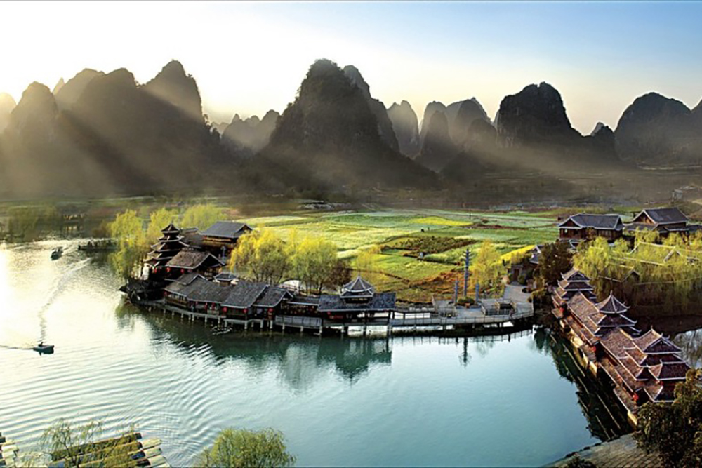 4 Days / 3 Nights Trip to Guilin and Yangshuo