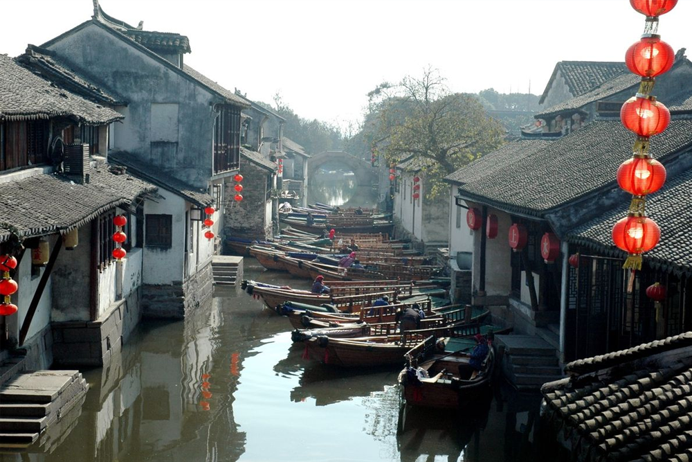 6 days / 5 nights Trip to Shanhai, Zhouzhuang, Suzhou and Hangzhou
