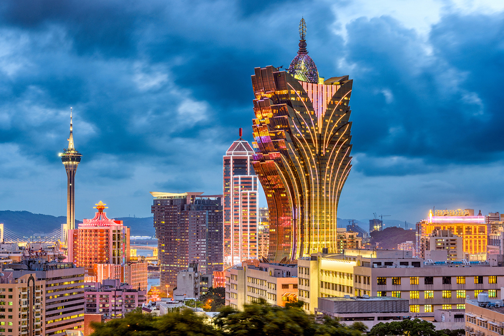 Day trip to Macau