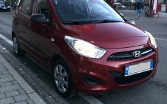 HYUNDAI I10 MANUAL
